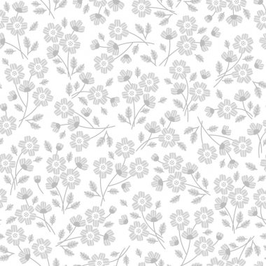 Cute Floral pattern in the small flowers.