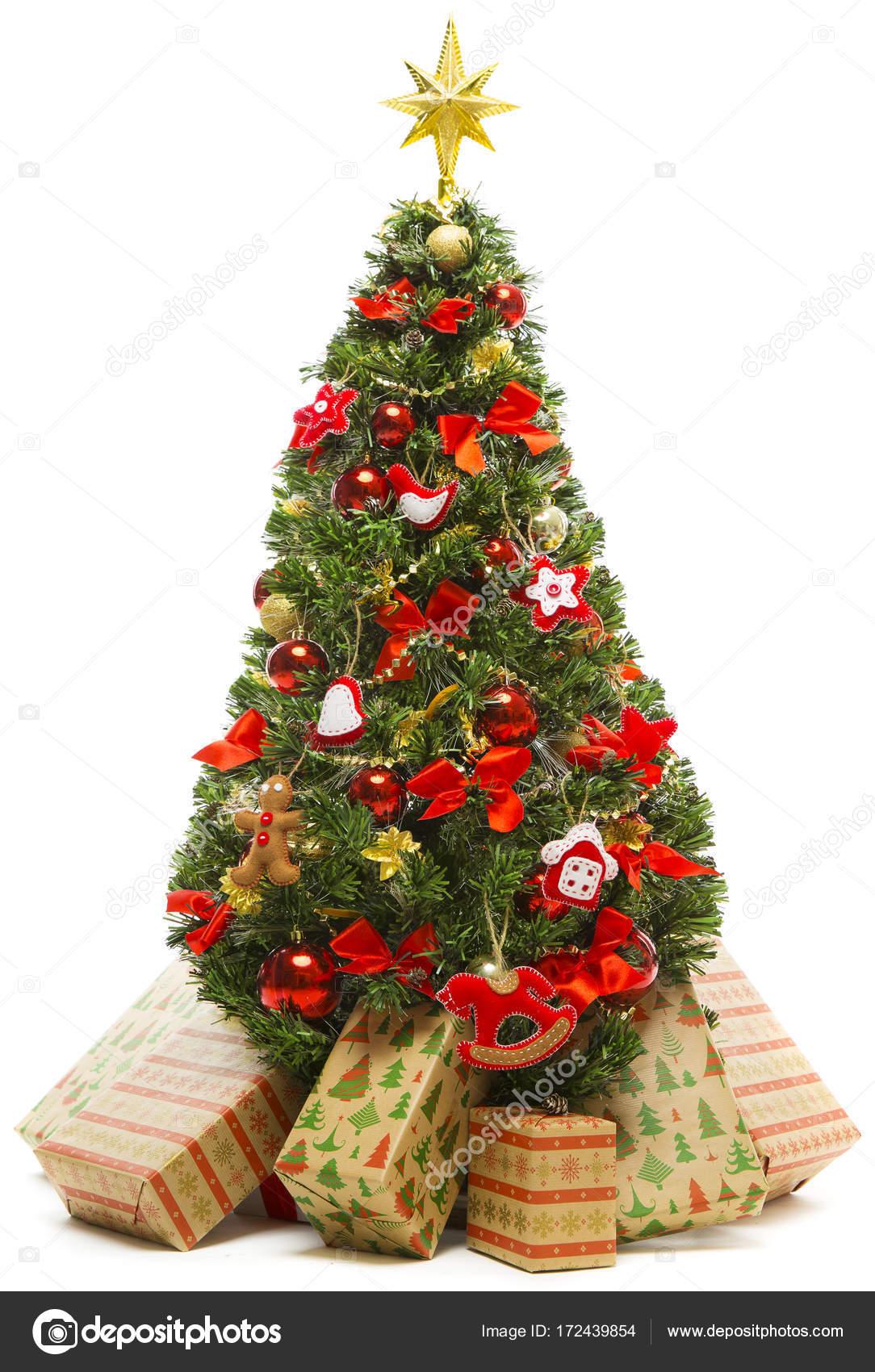 Dekoration Weihnachtsbaum.Weihnachtsbaum Dekoration Und Präsent Geschenk Boxen Weihnachtsbaum