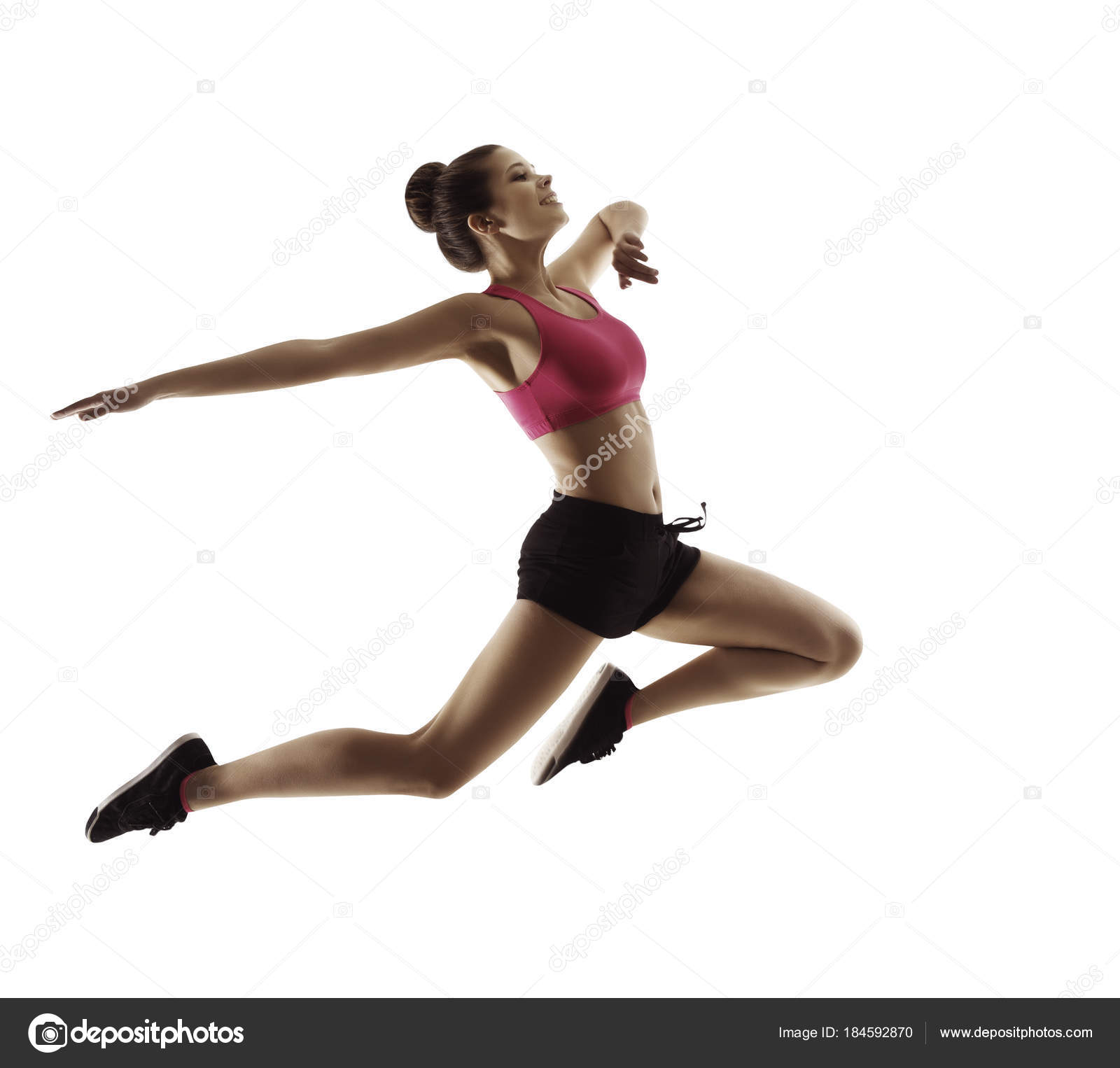 c74566ae4bd Jumping Sport Woman