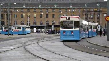 Gothenburg Sweden Trams