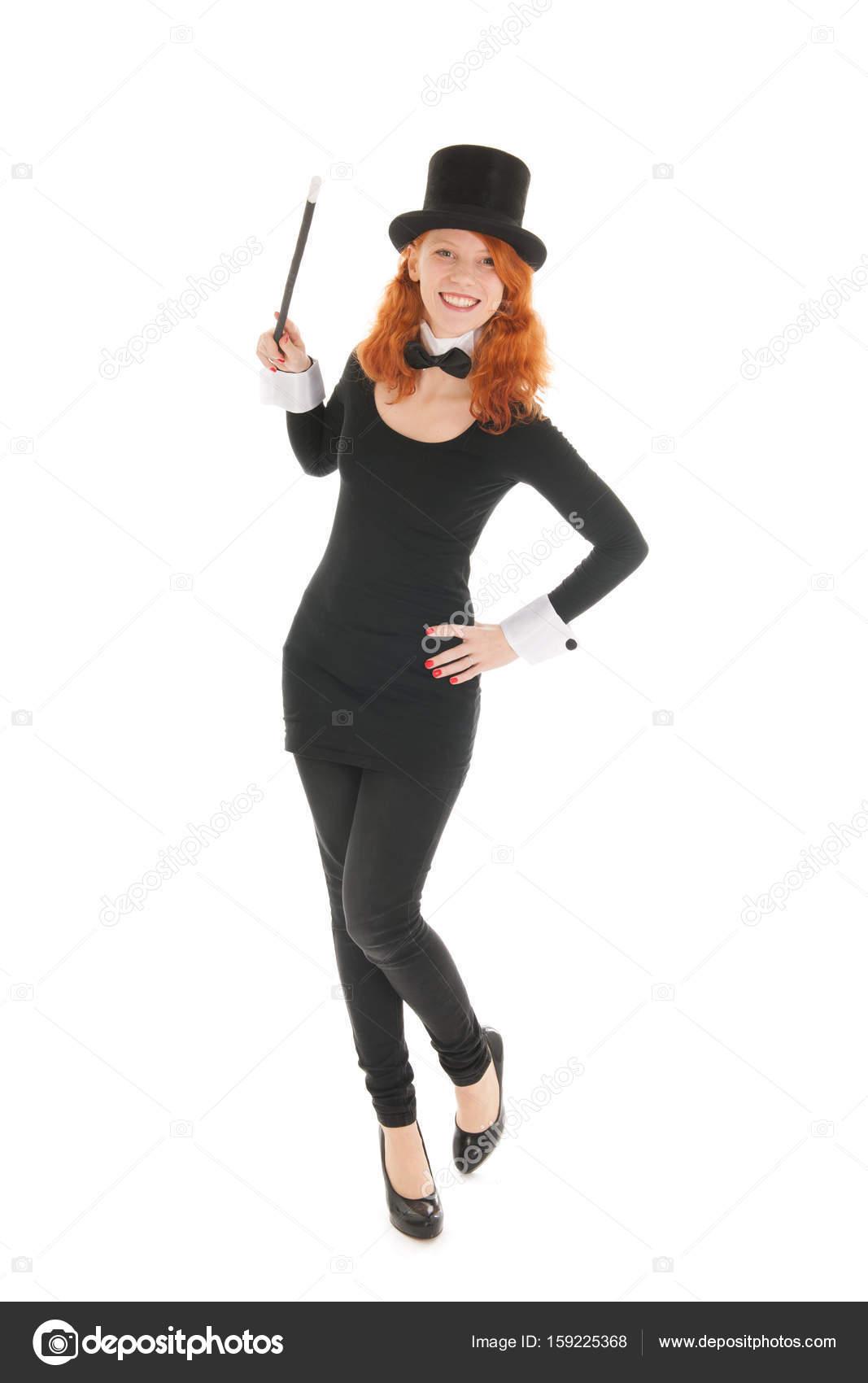 Frau gekleidet für party — Stockfoto © ivonnewierink #159225368