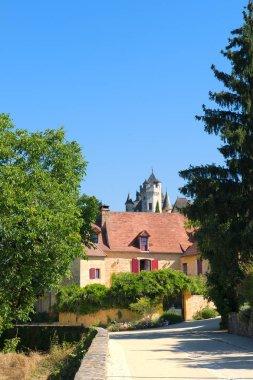 Village Montfort in French Dordogne