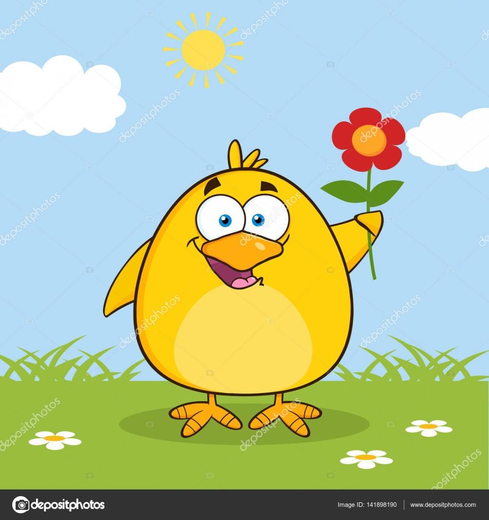 かわいい黄色のひよこ ストックベクター Hittoon 141898190