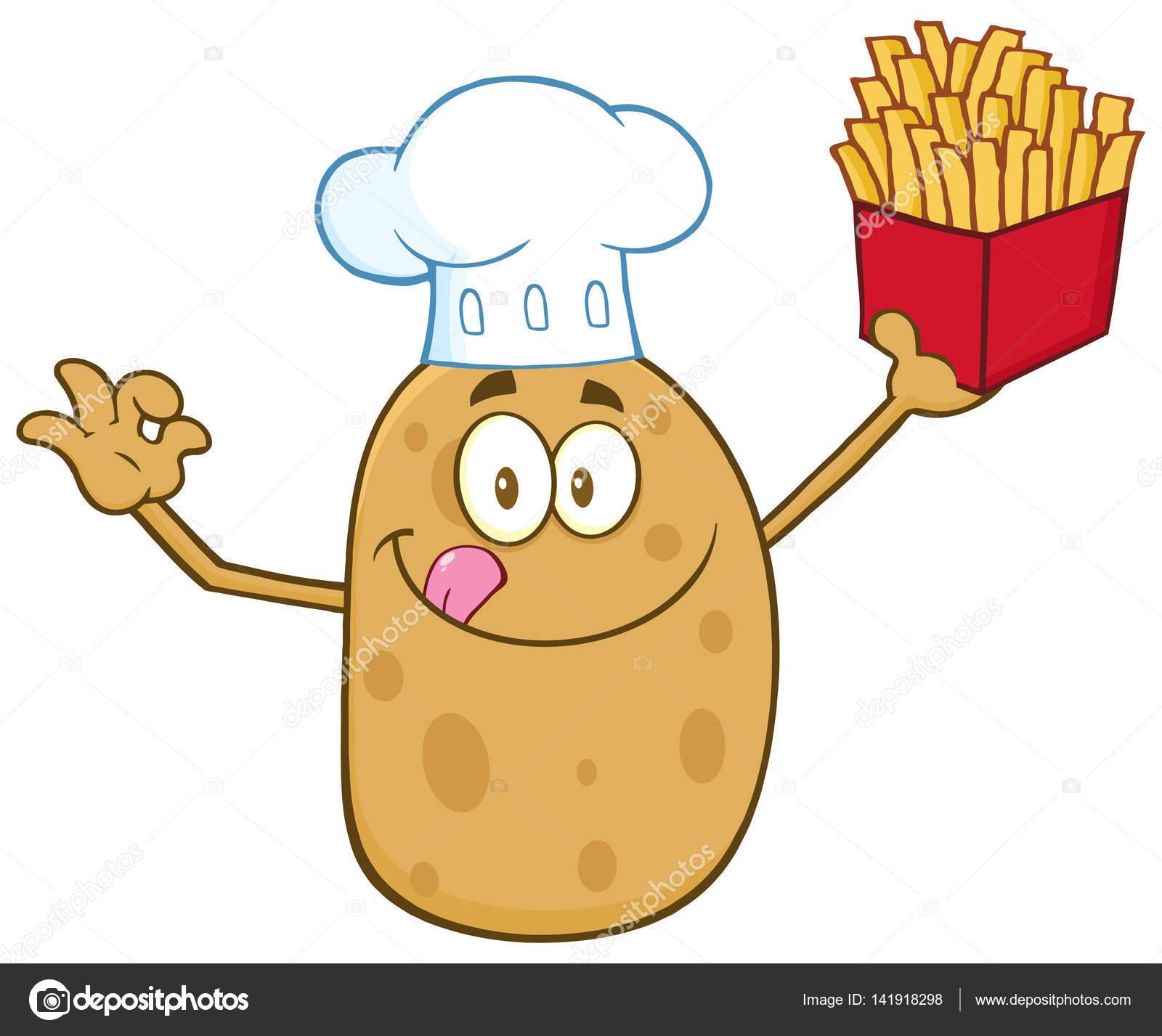 potato cartoon picture cartoon ankaperla com chef clip art free printable images chef clip art free download