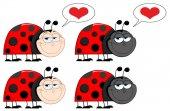 personaggio dei cartoni animati di coccinella