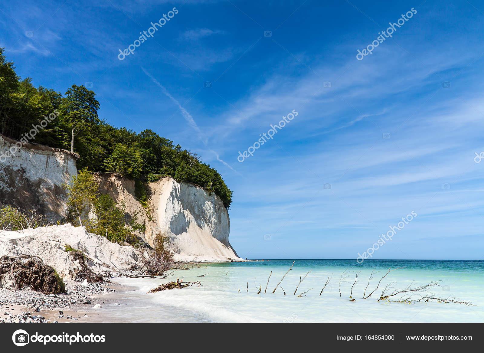 costa del mar baltico sull 39 isola di r gen germania