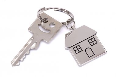 isolated key for your new residential home