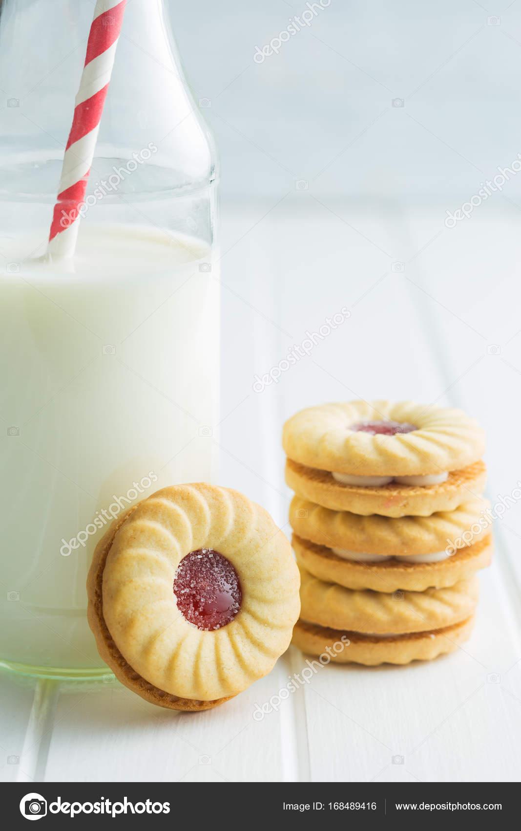 den ohälsosamma mjölken