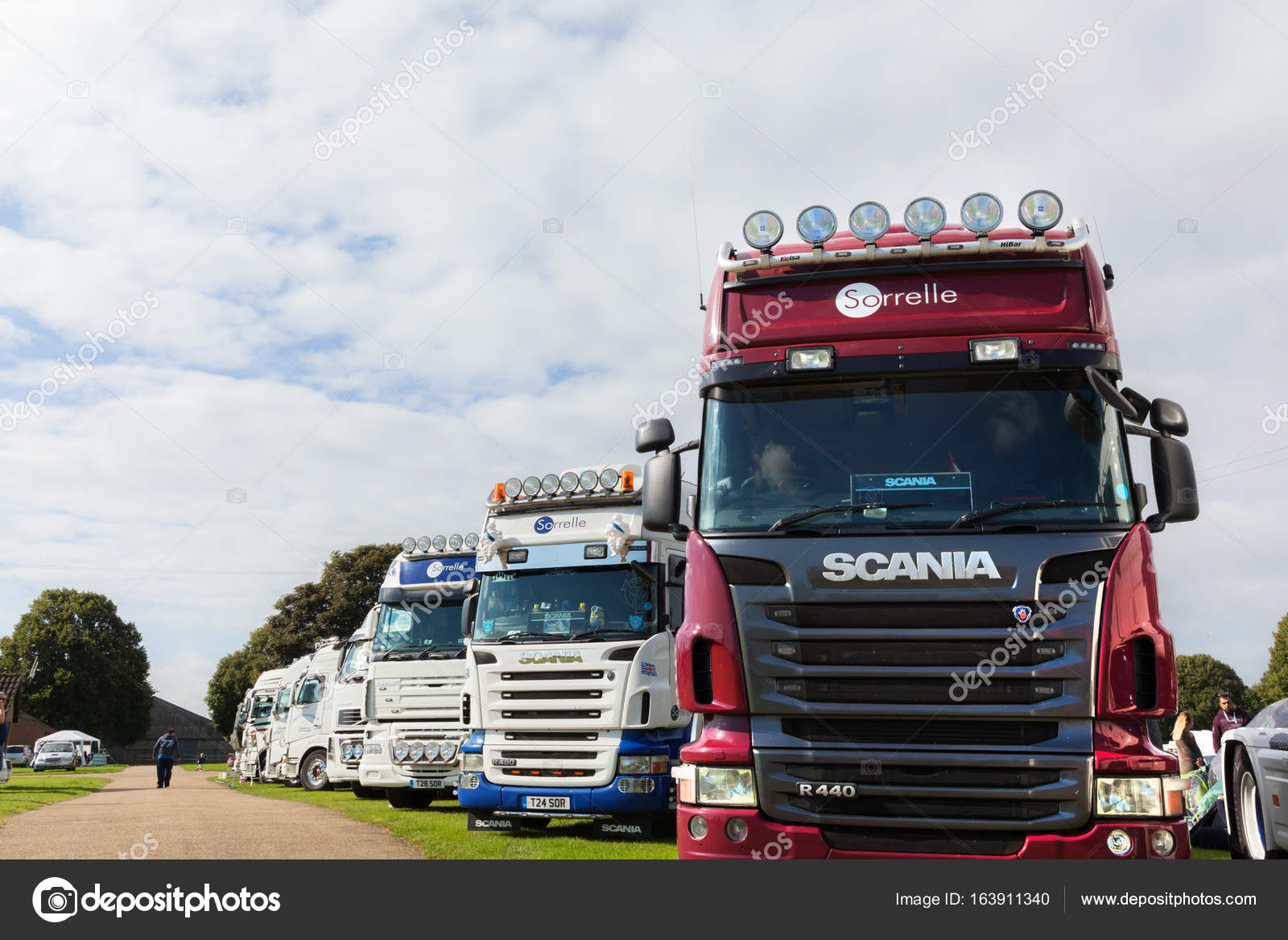 Обои Scania, r999. Автомобили foto 18