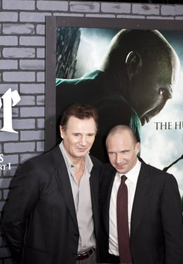 Liam Neeson, Ralph Fiennes