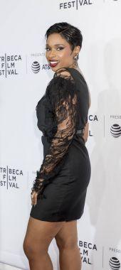 Actress Jennifer Hudson