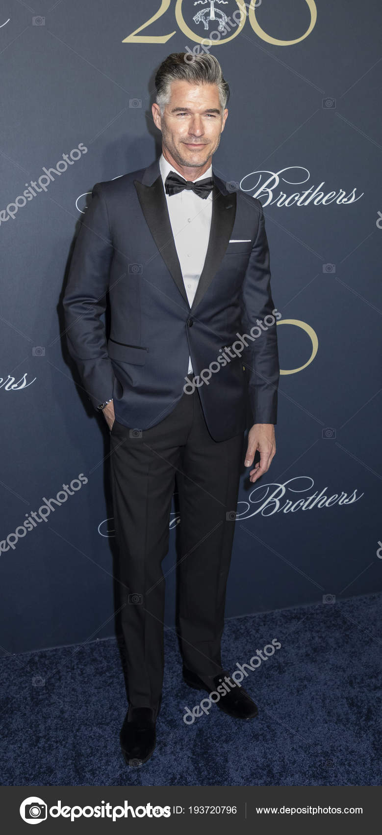 04975dbce5fc New York, NY, USA - April 25, 2018: actor Eric Rutherford attends the Brooks  Brothers Bicentennial Celebration at Jazz At Lincoln Center, Manhattan —  Photo ...