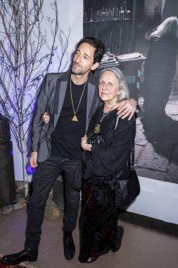 Adrien Brody at Art New York