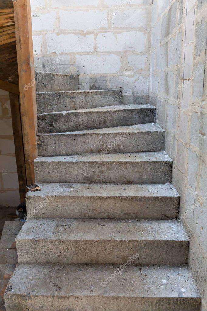 Construcci N De Escaleras Construcci N En Concreto De