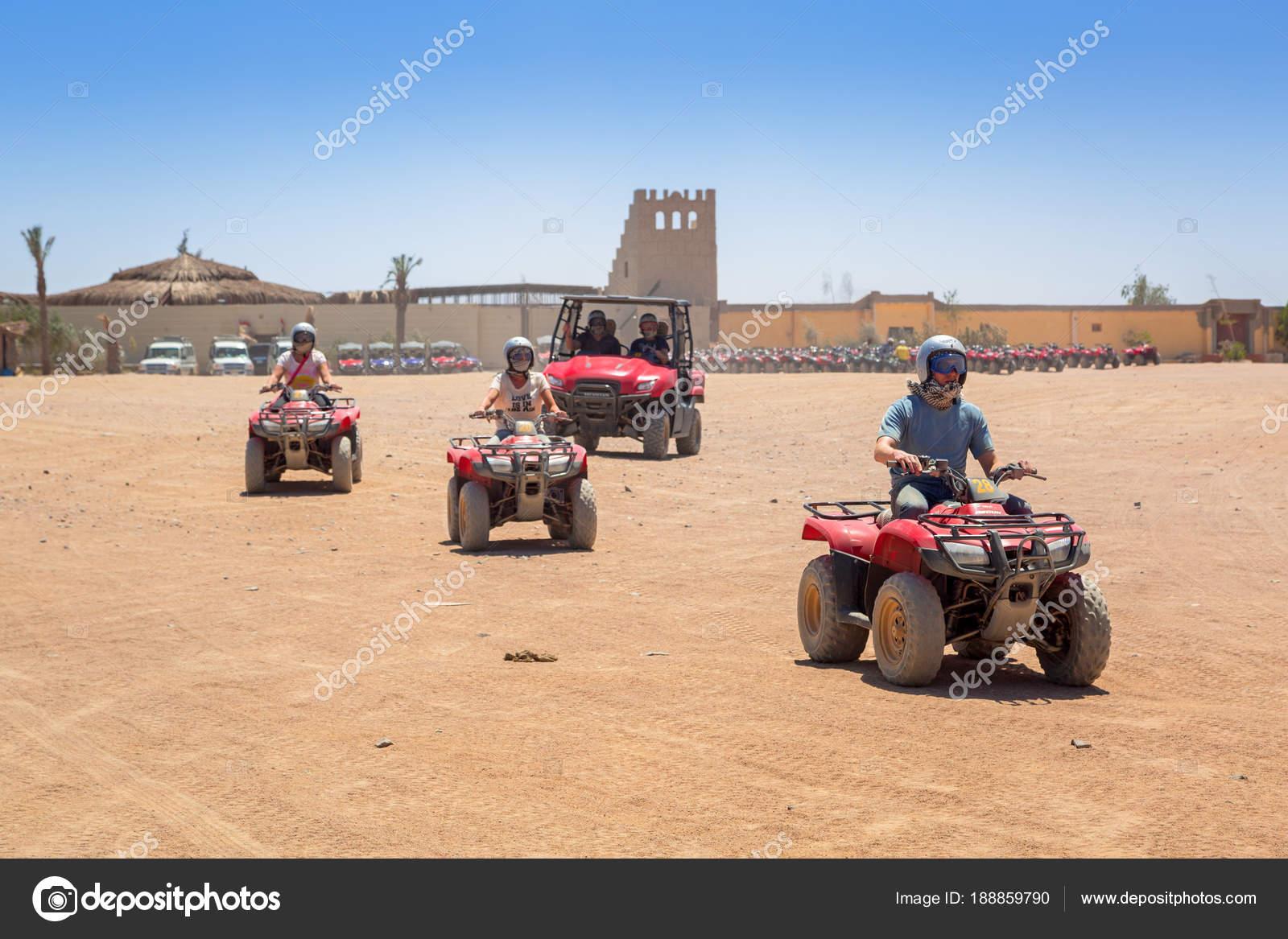 Hurghada Egypt April 2013 Quad Trip African Desert Hurghada Egypt Stock Editorial Photo C Patryk Kosmider 188859790