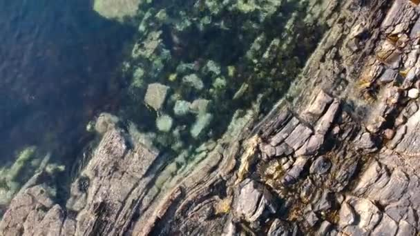 Rocky coastline of west Norway