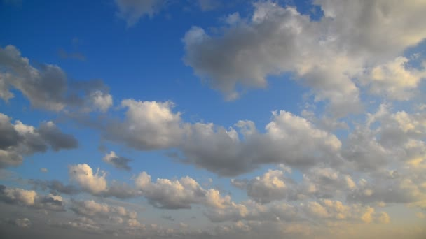 Beautiful Clouds floating in sky