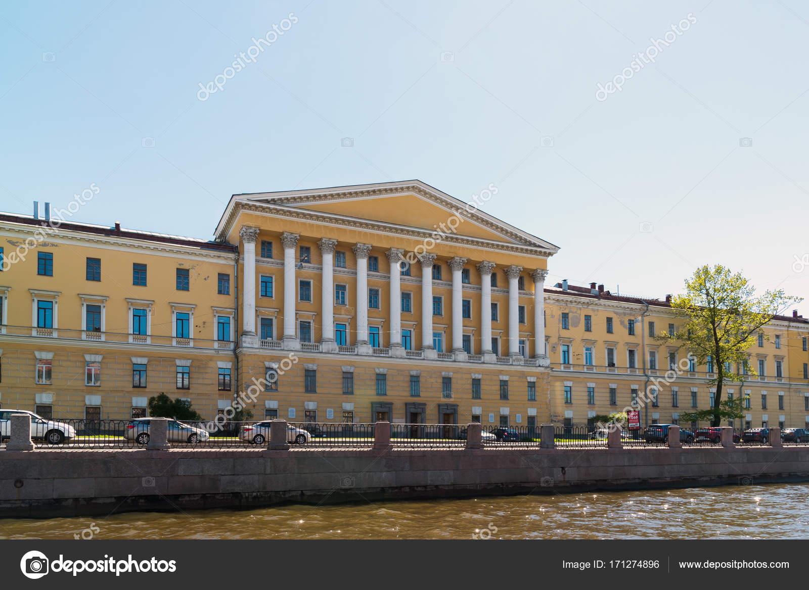 Медицинская академия город санкт петербург методика анализа крови на пролактин