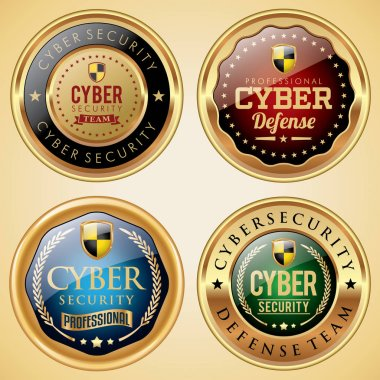 Cyber Security badges