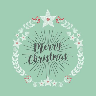 merry christmas holiday december
