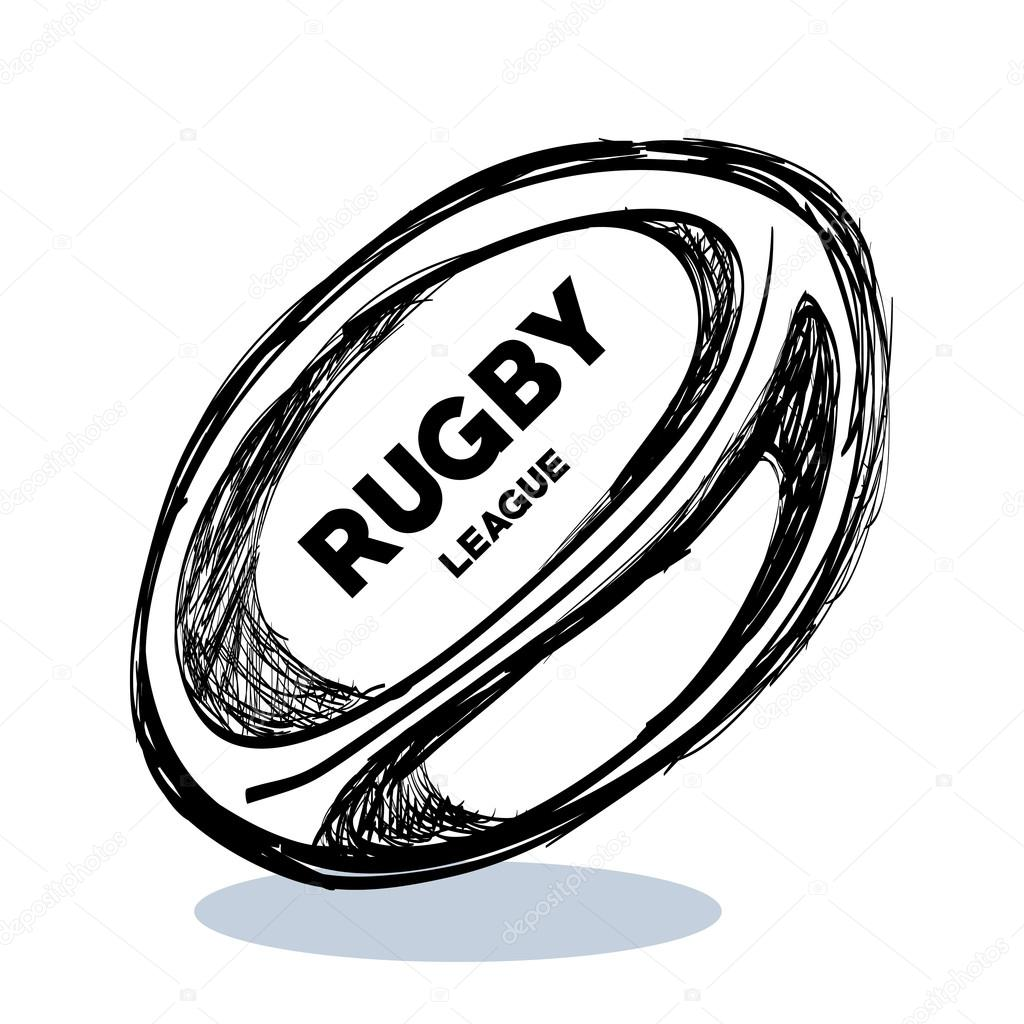 how to hold a rugby ball