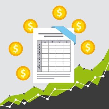 growth funding presentation graph