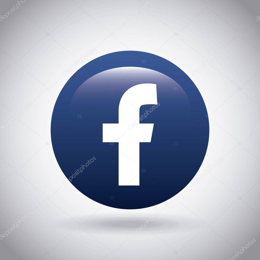 facebook classic emblem icon