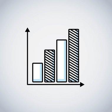 bars statistics line icon
