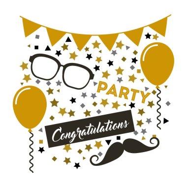 congratulations grad celebration card