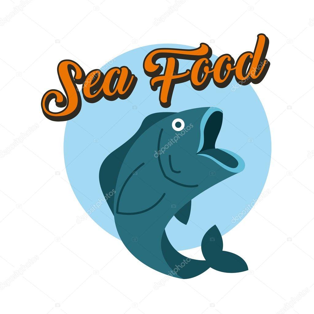 delicious sea food fish restaurant