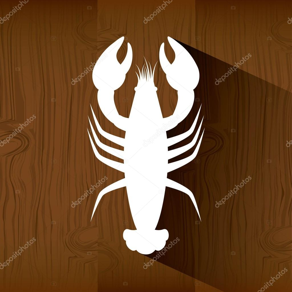 delicious seafood lobster animal