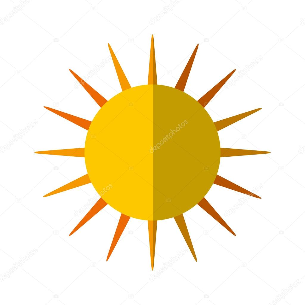 sun stars ecology symbol