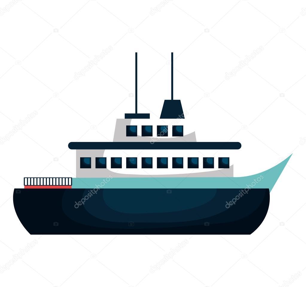 Иллюстрации корабль