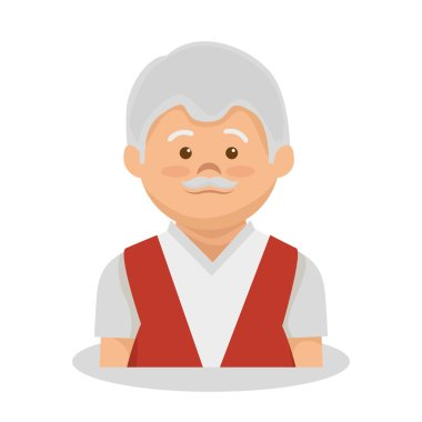 grandfather character member avatar