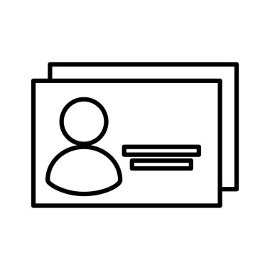 safety id document icon