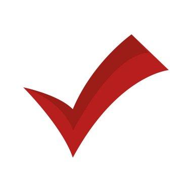 check symbol like icon