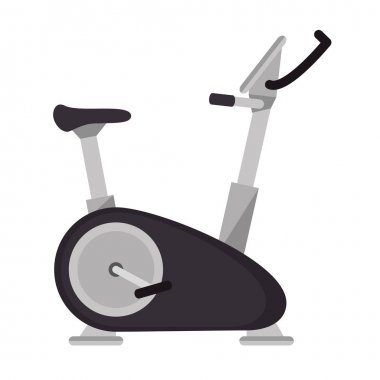 machine gym equipment icon