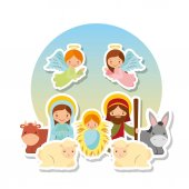 Svatá rodina design