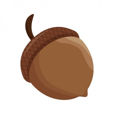 thanksgiving seed isolated icon