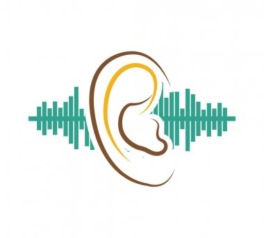 ear audio organ icon