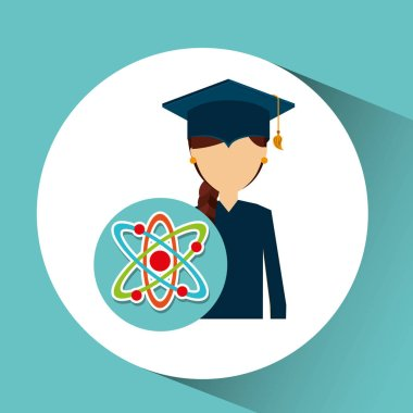 graduate student girl physics
