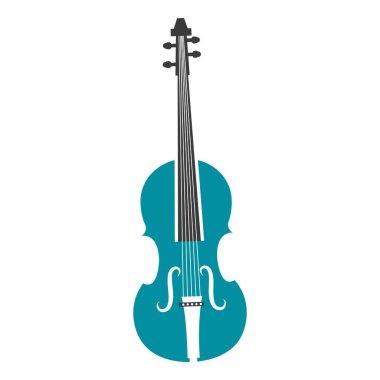 cello instrument musical icon