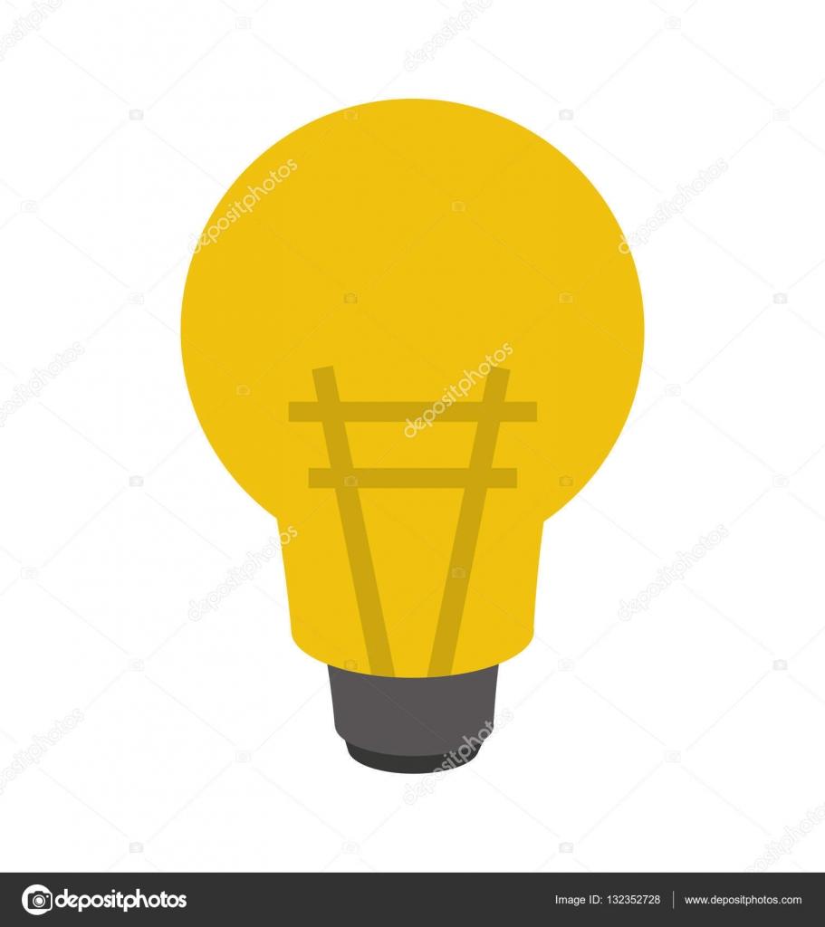 237 Cone De Energia Luz L 226 Mpada Vetor De Stock 169 Yupiramos