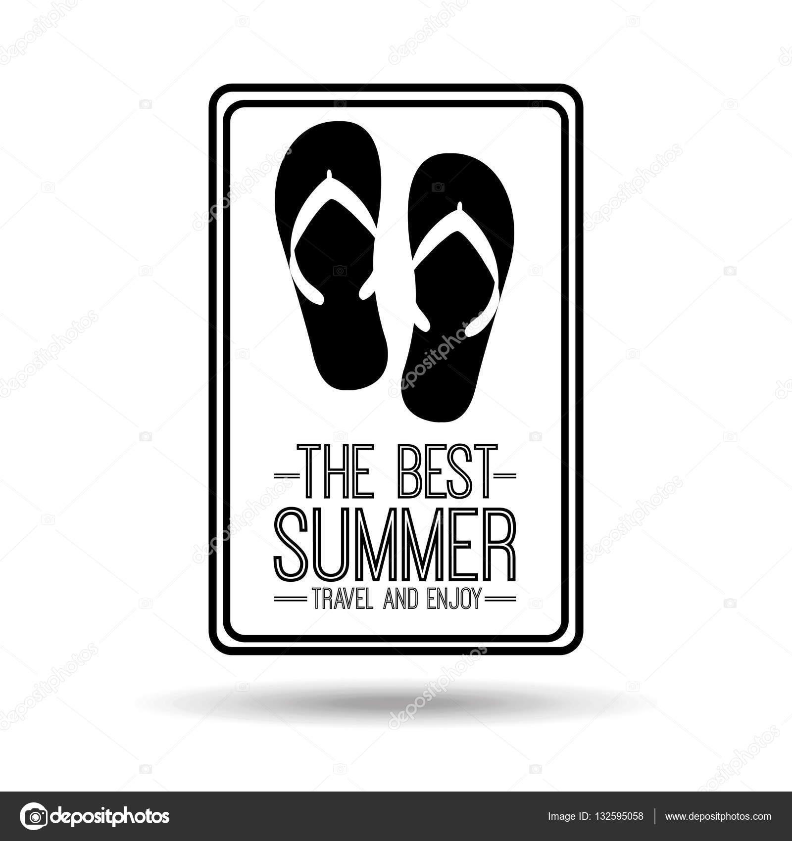 flops karte Flip Flops Karte am besten Sommer Reisen und genießen
