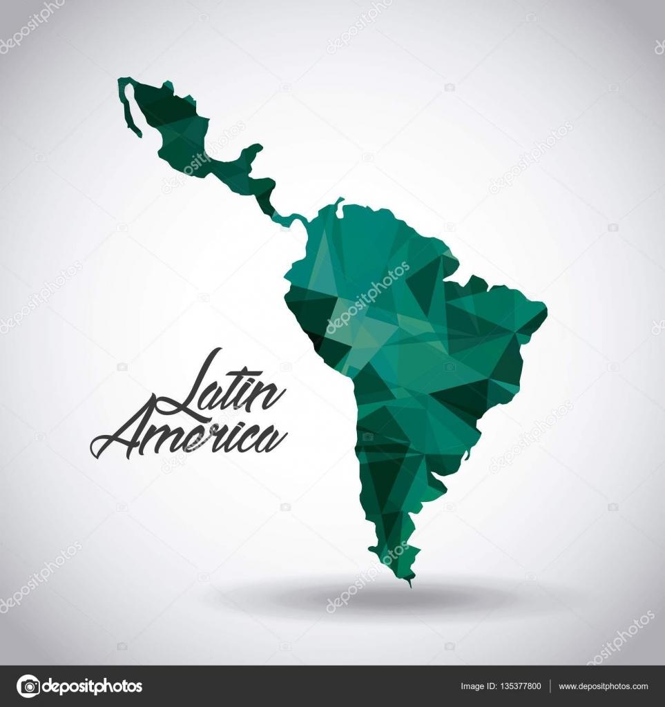 Latin america map stock vector yupiramos 135357524 latin america design biocorpaavc