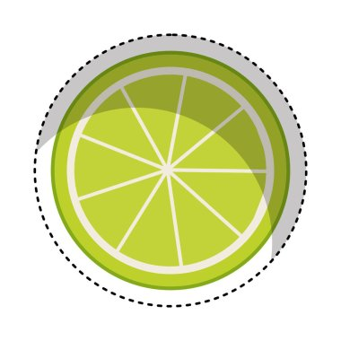 lemon citrus fruit icon