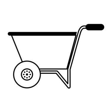 wheelbarrow tool gardening tool