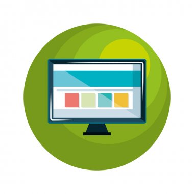 computer desktop computer icon