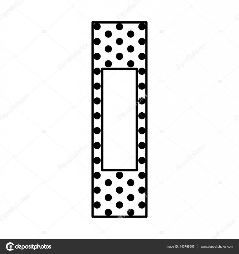 Cure band first aid icon — Stock Vector © yupiramos #143788687