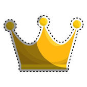Fotografie crown queen gold icon
